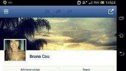 Bruna Cau deusa do Facebook bombou na net em foto com nudes