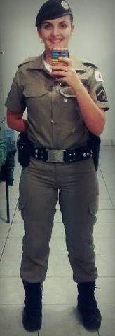 Caiu no whatsapp policial Maita Sousa de Minas Gerais - MG