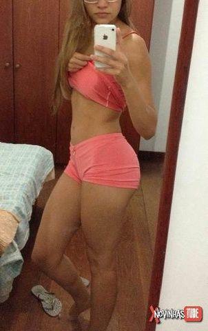 Rolando nudes pelada da loirinha Bárbara Generoso do Rio - RJ