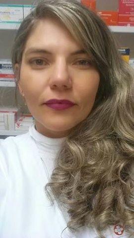Claudete Nascimento farmacêutica em São Paulo caiu na net pelada