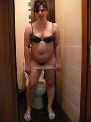 Fotos mulher madura com fetiche exibir fazendo fazer xixi