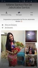 Fotos Milena Santos esposa gostosa de Dracena SP teve fotos pelada vazadas