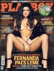 Famosa Fernanda Paes Leme Pelada na Revista Playboy Dezembro 2005