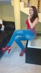 Jessy novinha putiane caiu na net em fotos pelada