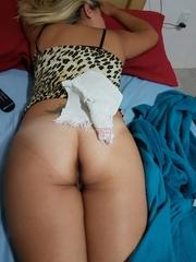 Novas fotos minha loira casada adora se exibir pelada