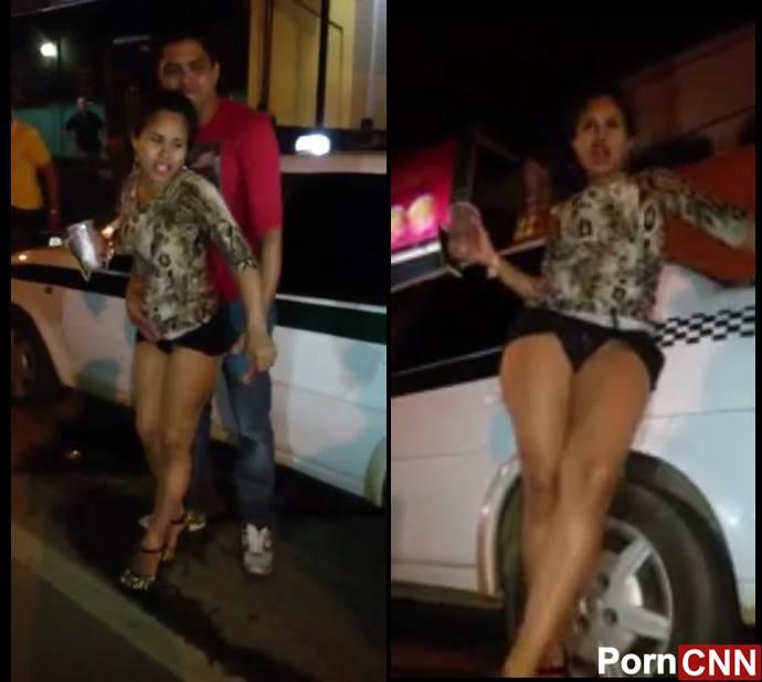 Bombou whatsapp morena chapada mostrando calcinha por taxistas - RJ