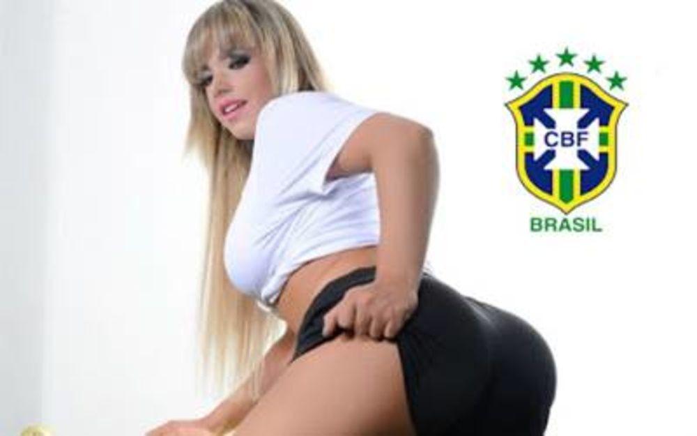 Atrizes porno brasileiras e seus times de coração