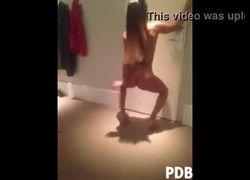 Possível vídeo da Anitta gostosa dançando funk pelada