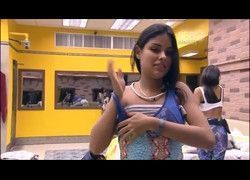Vídeo descuidada Munik Nunes BBB16 mostra os peitões dentro da casa