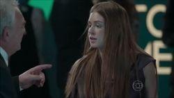 Marina Ruy Barbosa, a Eliza em Totalmente Demais de calcinha e sutiã