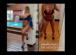 Vídeo amador gaúcha Isabella Pasini só de biquíni minusculo hummmm