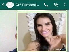 Caiu na net doutora Fernanda pelada mando nudes para ex namorado