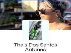 Vazou whatsapp Thais Antunes de Balneário SC pagando boquete no carro
