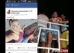 Caiu na net crente Alexsandra Holanda mostrando peitos Teresina PI #1