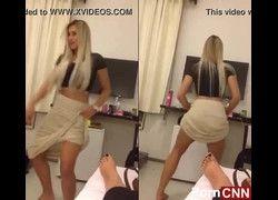 Caiu na net Sasha, filha da Xuxa, dançando gostoso de vestido longo