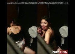 Vídeo casal transando no banheiro da boate Estância Nativa Sertaneja