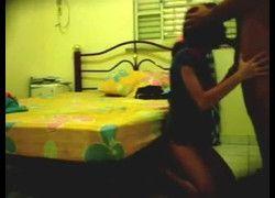 Filmando escondida novinha Micaela safada dando pro cunhado