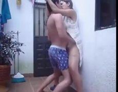 Flagra esposa de Minas Gerais - MG fazendo sexo com sobrinho