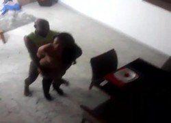 Video Babizinha de São Paulo flagrada fazendo sexo e gemendo alto com quintal de casa - Caiu na net