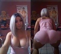 Brasileirinha gostosa dançando funk 2017 de pijama no Youtube