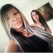 dupla paulista Bruna e Sabrina quem quer ajudar na putaria?
