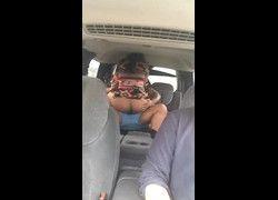 comendo namorada e pediu por motorista filma