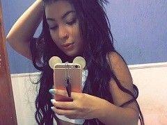 Video Luíza morena perfeita de Macaé RJ em foda amadora