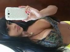 Porno Minela dos Santos puta de Piracicaba SP cobrar $400 por sexo
