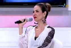 Lapa de buceta no programa Luciana Gimenez SuperPop RedeTV