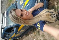 Mariana policial Federal de Boa Esperança MG caiu na net pelada