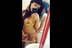 Novinha patricinha fodendo gostoso com bandido da favela RJ