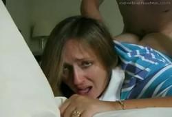 comeu mãe gostosa do amigo e gozando no cu dela