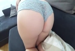 porno caseiro acordou a namorada passando mão no rabo