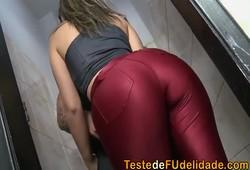 sexo anal Nina Lins perdendo a virgindade no anal