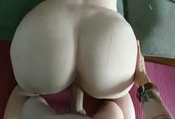 sexo real minha esposa da bunda grande comi bastante essa bucetinha